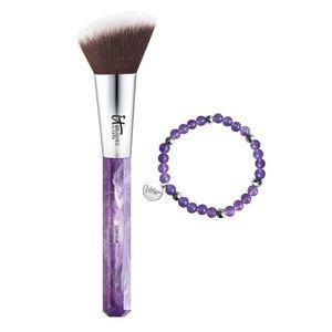 IT Cosmetic Contour Brush Amethyst Gemstone Set